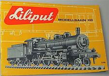 Liliput Katalog D 69, 1969