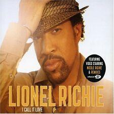 Lionel Richie-I Call It Love, Pt. 2 [CD 2] CD Single  New