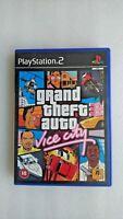 Vintage Grand Theft Auto: Vice City (Sony PlayStation 2, 2002)