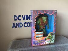 Vintage Mattel 1986 Megator Motu Masters of the universe with box He-Man