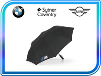 New Genuine BMW M Sport 98cm Pocket Umbrella 80232410917
