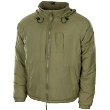 More details for british army surplus thermal zip jacket ripstop mtp pcs top