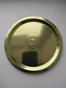 EXCLUSIVE METAL ZIRCONIUM Cognac vodka  set platter saucer