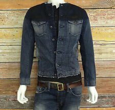 NEW DIESEL Jomart Jacket Size Small NWT 100% Cotton Made in Romania was $398.00