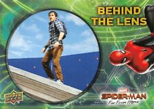Spider-Man Far From Home Movie BEHIND THE LENS Trading Card Insert BTL-3
