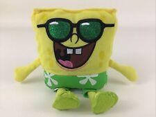 """Nickelodeon Spongebob Squarepants Beach Swimming 8"""" Plush Stuffed Toy 2015 Nanco"""
