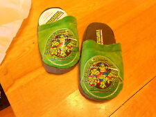 Slippers from Avon Kids (new) TEENAGE MUTANT NINJA TURTLES (11/12)