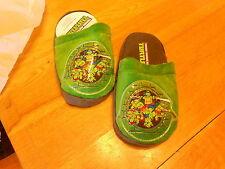 Slippers from Avon Kids (new) TEENAGE MUTANT NINJA TURTLES (11/12)