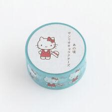 Sanrio Hello Kitty Other Characters Nostalgic Design Masking tape set of 6