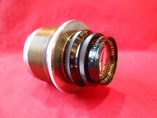 Objektiv/Lens Carl Zeiss Jena Tessar 4,5/135mm T