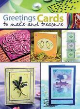 Greetings Cards to Make and Treasure