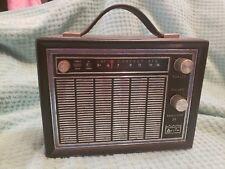 Vintage Arvin Transistor 8 Radio