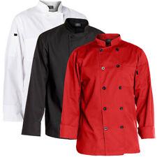 Chef Code Mens 10 Button Classic Chef Coat Jacket Cc122