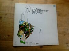 Joni Mitchell Ladies Of The Canyon A2/B1 Excellent Vinyl Record K44085