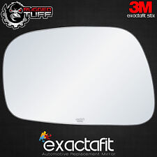 NEW DRIVER'S LH REPLACEMENT SIDE MIRROR FLAT GLASS LENS 2002-2006 TOYOTA CAMRY