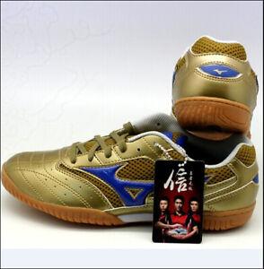 Mizuno Table Tennis Shoes Wave GOLD- MEN size 10 - REGULAR PRICE $120