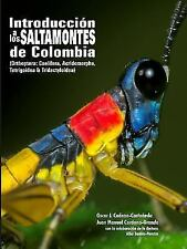 Introduccion a Los Saltamontes de Colombia (Paperback or Softback)