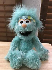 "Sesame Street ROSITA Gund Plush Stuffed Animal 13"""