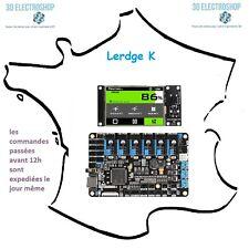Carte de contrôle Lerdge K avec écran et driver TMC2208 pour imprimante 3D