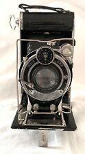 NAGEL LIBRETTE 74 Format 6x9 SELTENE ROLLFILMKAMERA aus STUTTGART - sehr schön!