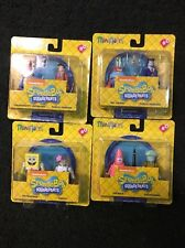 Spongebob Squarepants Minimates Series 1 Complete Set
