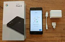 "Google Pixel 2 Android Smartphone (G011A) - 5"" - 64GB - Just Black (Verizon)"