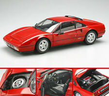 FERRARI 328 GTB RED ON BLACK 1:18 by KYOSHO 1st EDITION RELEASE BRAND NEW IN BOX