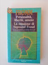 Fromm - Personalità, libertà, amore / La missione di Sigmund Freud - Newton 1989