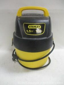 Stanley Portable Wet/Dry Vacuum 1 gallon SL18125P (MB)