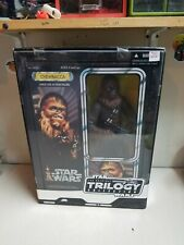 Star Wars 2004 Original Trilogy Collection 12 inch Chewbacca Action Figure NEW!!