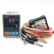 Intelligent digital display liquid level switch 220V water level detector