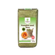 Eden Premium Kürbiskernmehl 500 g, glutenfrei, Paleo, low-carb