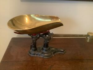 Antique Fairbanks Candy Scale