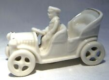 More details for crested china  veteran car & driver clacton on sea rare    (b60)