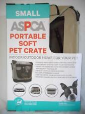 New ASPCA Indoor/Outdoor Soft Portable Pet Home Crate SMALL 21 x 15 x 15