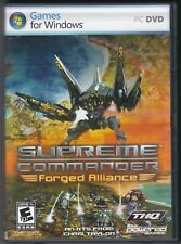 Supreme Commander: Forged Alliance (PC, 2007)