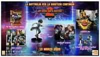 My Hero One's Justice 2 Collectors Edition For PS4 PlayStation 4 New Free P+P