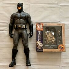 "Revoltech Kaiyodo 047 Batman ""Bane Tumbler"" With 20"" Pacific Jakks Batman LOT"