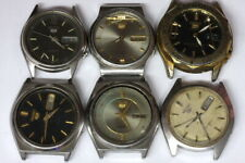 Lot of Seiko 7009 automatic mens watches for parts - Nr. 138756