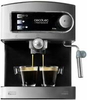 Machine à Café a Grain Moulu pro Expresso Cappuccino 2 Sorties réservoir : 1.5 L