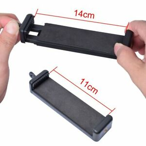Fotoconic 110mm-140mm Universal Adjustable Tablet Quick Clamp Holder for iPad
