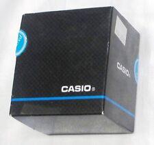 CASIO DATA BANK WRISTWATCH NEW & MINT, DBC-611E-1EF, 25 TELEMEMO,STAINLESS STEEL