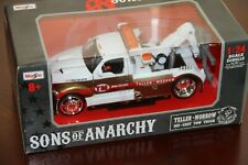 2013 Maisto 1:24 Die-Cast Sons of Anarchy Teller Morrow Tow Truck