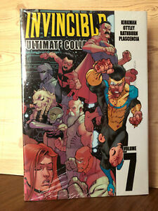 Invincible Ultimate Collection Vol 7 2012 HC Hardcover Sealed