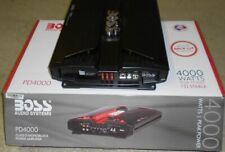 BOSS AUDIO PD4000 CLASS-D MONO BLOCK 1-CHANNEL 4000W Verstärker