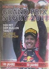 * GRAND PRIX STORY 2011  Heinz Prüller Die  Vettel Show - SONDERAKTION  *