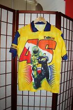 Valentino Rossi The Doctor # 46  Jersey size S . ALY