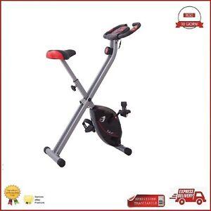 Cyclette Magnetica Pieghevole GetFit Ride F192 Ciclocamera Richiudibile Bici