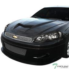 Topline For 2006 2016 Chevy Impalalimited Black Housing Headlights Signal Nb Fits 2006 Impala