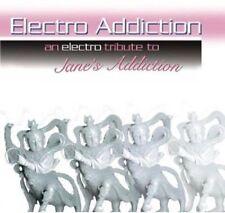 CD de musique album electro various